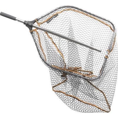 Savage Gear Pro Folding Rubber Mesh Landing Net XL