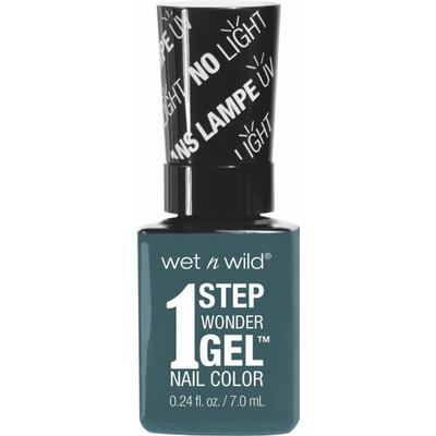 Wet N Wild 1 Step Wonder Gel Un-Teal Next Time 13.5ml