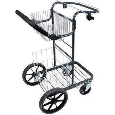 Hygienteknik Stair Outdoors Cleaning Trolley