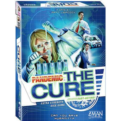 Pandemic: The Cure (Engelska)