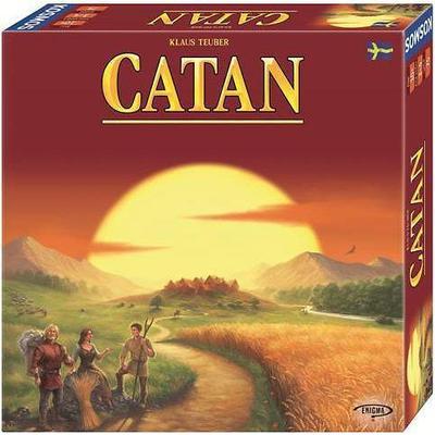 Settlers från Catan (Svenska)