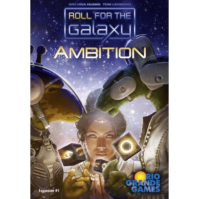 Rio Grande Games Roll for the Galaxy: Ambition