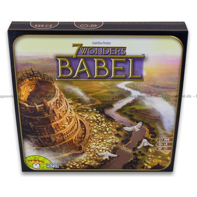 Repos Production 7 Wonders: Babel