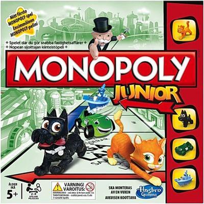 Monopol :Junior (Svenska)