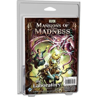 Fantasy Flight Games Arkham Horror: Mansions of Madness: The Laboratory (Engelska)
