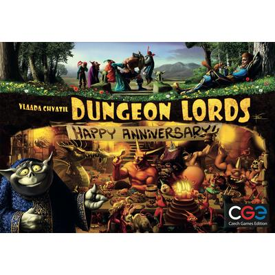 Czech Games Edition Dungeon Lords: Happy Anniversary