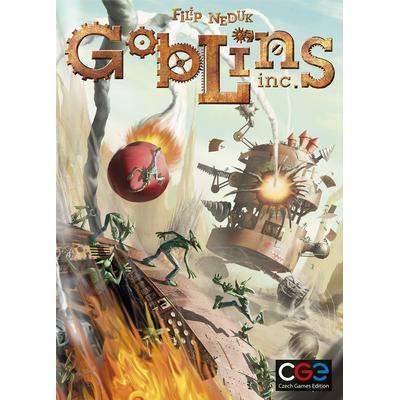 Czech Games Edition Goblins Inc
