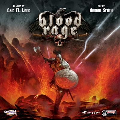 Guillotine Games Blood Rage