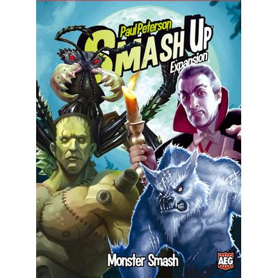 AEG Smash Up: Monster Smash (Engelska)