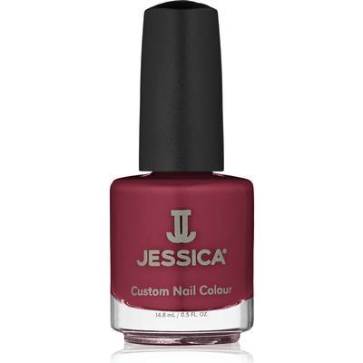 Jessica Nails Custom Nail Colour #636 Gorgeous Garter Belt 14.8ml