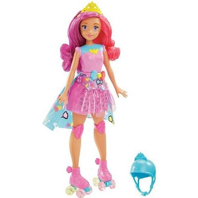 Mattel Barbie Video Game Hero Match Game Princess Doll