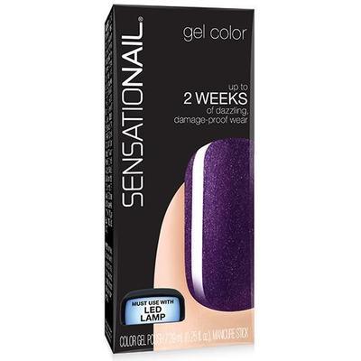SensatioNail Gel Color Purple Orchid 7.4ml