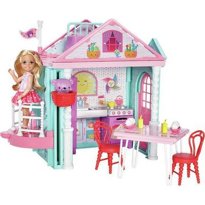 Mattel Barbie Club Chelsea Playhouse