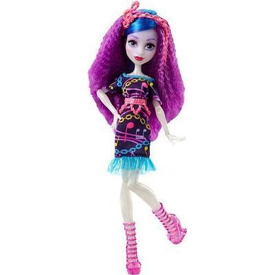 Mattel Monster High Electrified Hair Raising Ghouls Ari Hauntington Doll