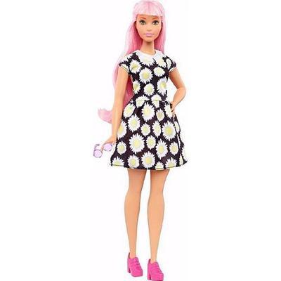 Mattel Barbie Fashionistas 48 Daisy Pop Curvy Doll