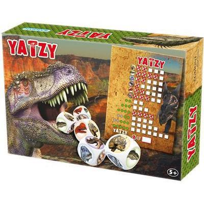 Kärnan Dinosaurier Yatzy