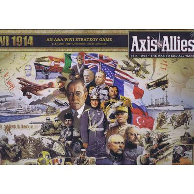 Avalon Hill Axis & Allies: WWI 1914