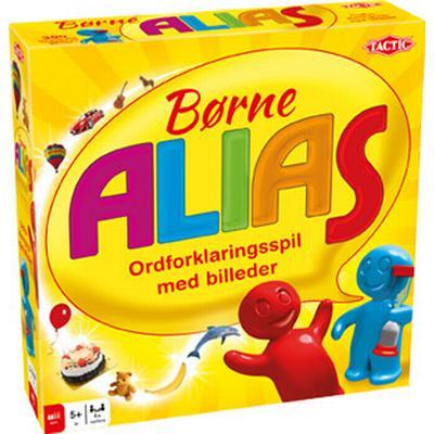 Tactic Børne Alias (Danska)