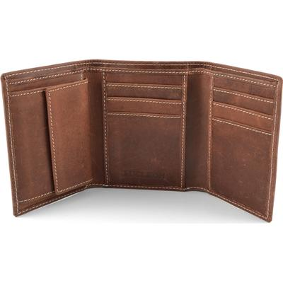 Lucléon Trifold Wallet - English