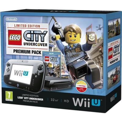 Nintendo Wii U Premium - Lego City: Undercover