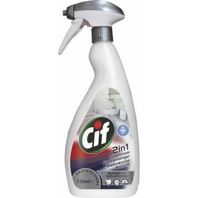 Diversey Cif Professional Bathroom Spray 2-in-1 750ml