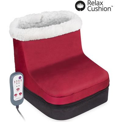 Relax Cushion Fotmasserare med värme