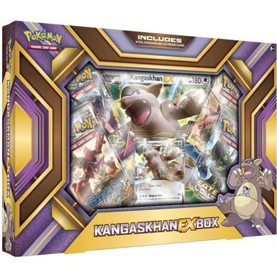 Pokémon Kangaskhan-EX Box