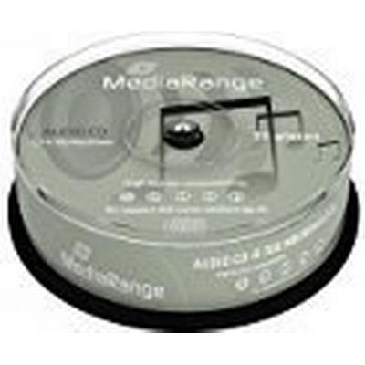 MediaRange CD-R 700MB 48x Spindle 25-pack