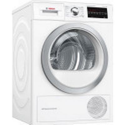 Bosch WTW85492GB White