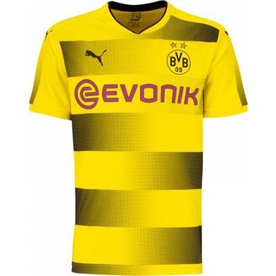Puma Borussia Dortmund Home Jersey 17/18 Sr