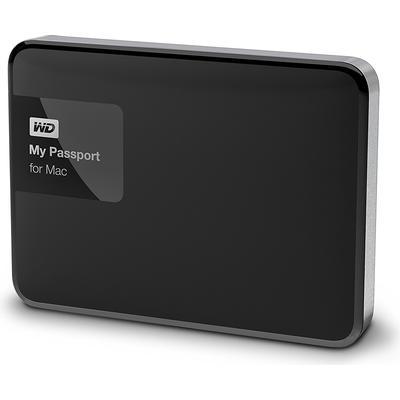 Western Digital My Passport for Mac 4TB USB 3.0