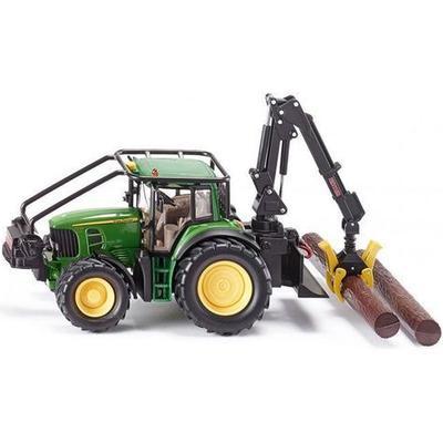 Siku John Deere Forestry Tractor 4063