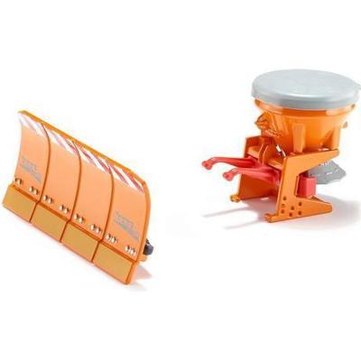 Siku Salt Spreader with Ploughing Plate 2058
