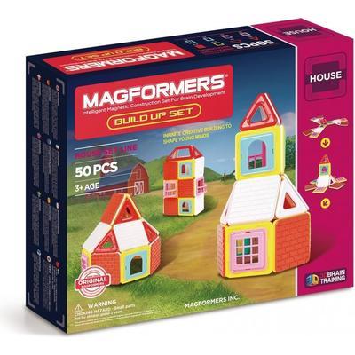 Magformers Build up 50pc Set