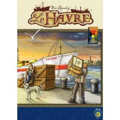 Mayfair Games Le Havre