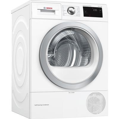 Bosch WTW87660GB White