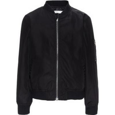 Name It Mini Nitmarten Bomber Jacket - Black/Black