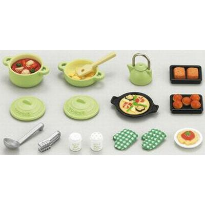 Sylvanian Families Kitchen Cooking Set