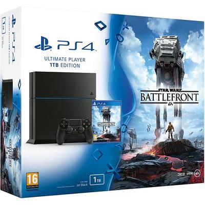 Sony PlayStation 4 1TB - Star Wars: Battlefront
