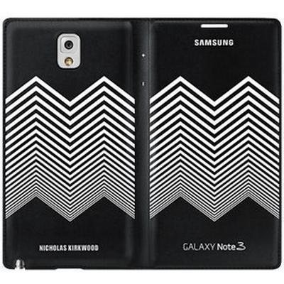 Samsung Nicolas Kirkwood Flip Wallet Cover (Galaxy Note 3)