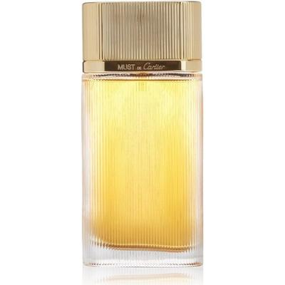 Cartier Must De Cartier Gold EdP 100ml