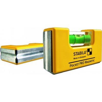 Stabila Pocket Pro Magnetic 17768 70mm Vaterpas