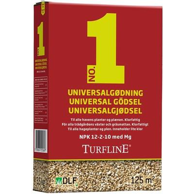 Turfline No.1 Universal Fertilizer 3.5kg