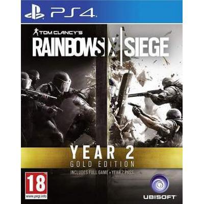 Tom Clancy's Rainbow Six: Siege - Gold Edition Year 2