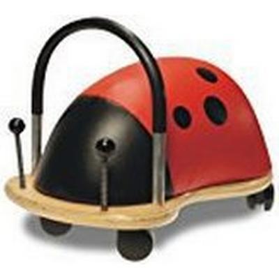Wheely Bug Ladybug Large