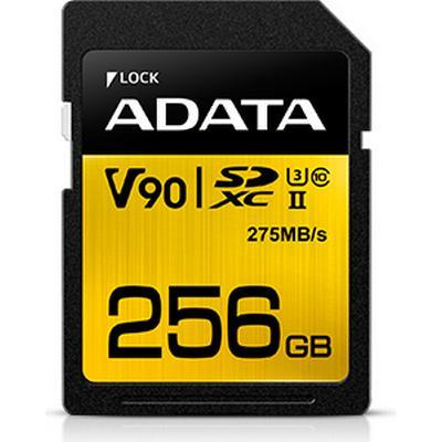 Adata Premier ONE V90 SDXC UHS-II U3 275MB/s 256GB