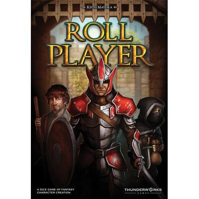Thunderworks Games Roll Player (Engelska)