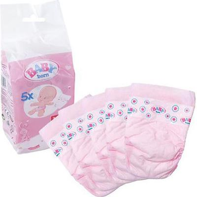 Baby Born Nappies 5pcs