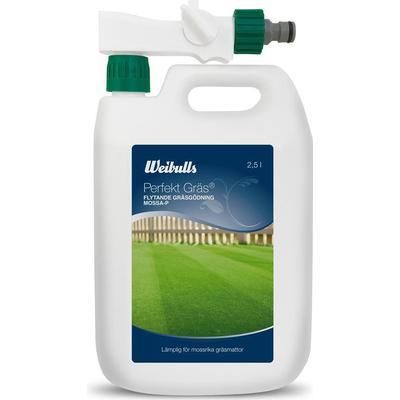 Weibulls Perfekt Gräs Mossa P Gödningsmedel 2.5L