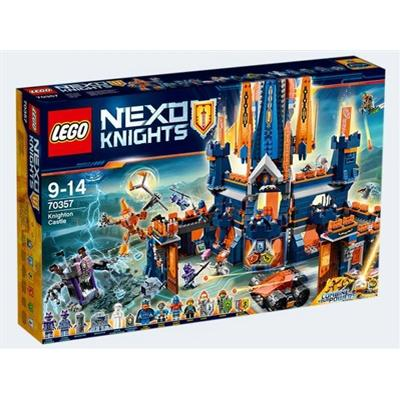 Lego Nexo Knights Knighton Castle 70357